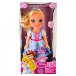 Poupée Princesses Disney enfants 38 cm : Cendrillon