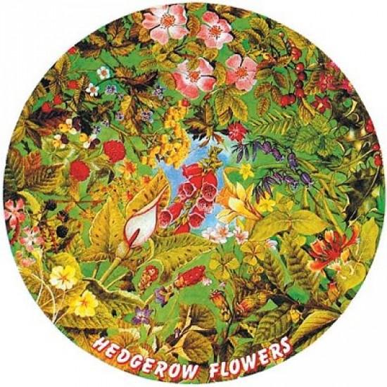 Puzzle 500 pièces rond - Tourbillon de fleurs - Hamilton-208