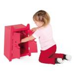 Armoire pour vêtements de poupées 36 cm Babycat