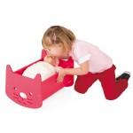 Berceau pour poupée 36 cm Babycat
