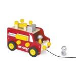 Camion établi Bricolo Redmaster