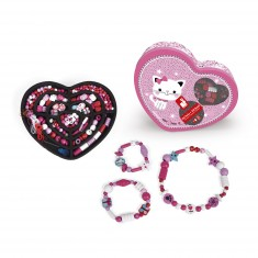Coffret de 250 perles : Chat