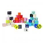 Cubes 40 Kubix : Lettres et chiffres
