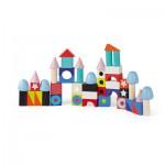 Cubes Kubix Maxi cubes : 50 cubes