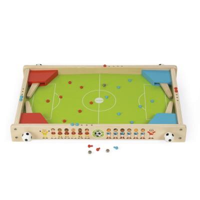 flipper foot champions en bois jeux et jouets janod avenue des jeux. Black Bedroom Furniture Sets. Home Design Ideas