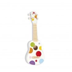 Guitare 4 cordes : Youkoulélé en bois Confetti