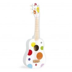 Guitare en bois Confetti