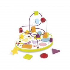 Looping - Puzzle formes et couleurs