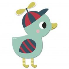 Mini Puzzle Baby Forest 12 pièces : Oiseau
