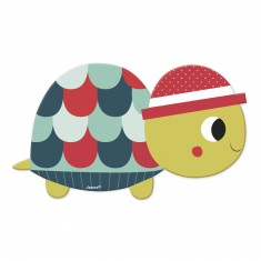 Mini Puzzle Baby Forest 12 pièces : Tortue