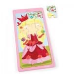 Puzzle en bois : Princesse Jessica - 12 pièces