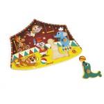Puzzle encastrement en bois : Cirque des Etoiles