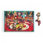 Puzzle musical Le Cirque Zapatta