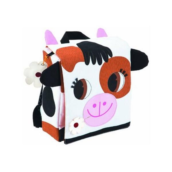 Sac à dos : Vache - Janod-J07699