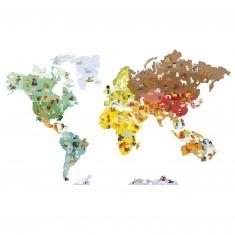 Stickers : Magneti'stick le monde