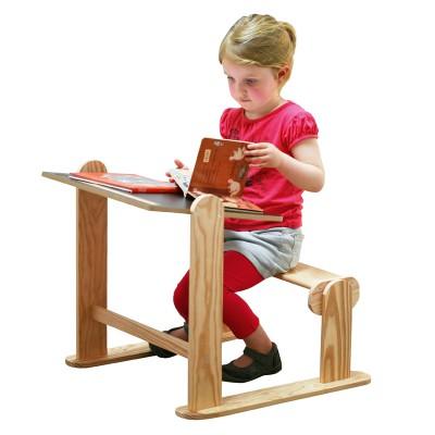 bureau mon premier pupitre jeux et jouets jb bois. Black Bedroom Furniture Sets. Home Design Ideas