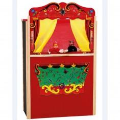 Théâtre de marionnettes à l'italienne