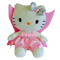 Peluche Hello Kitty fée 27 cm