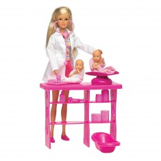 poupée mannequin Jenny pédiatre