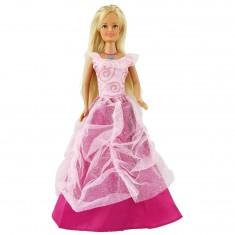 Poupée mannequin Jenny : Princesse chantante rose