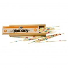 Coffret en bois : Mikado