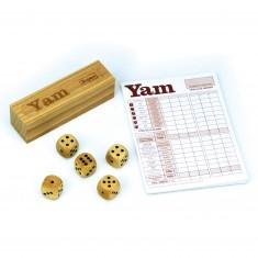 Jeu de Yam : Coffret complet en bois