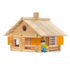 La maison en rondins 135 pièces
