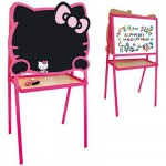 Tableau créatif craie et feutre Hello Kitty