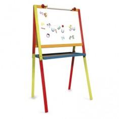 Tableau dessin en bois : Arlequin
