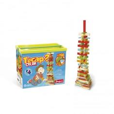 Técap Color 200 pièces en bois