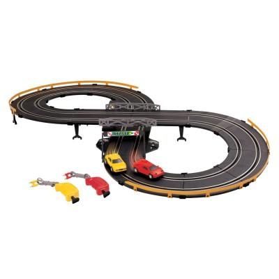 circuit de voiture grand 8 express 2m30 jeux et jouets john world avenue des jeux. Black Bedroom Furniture Sets. Home Design Ideas