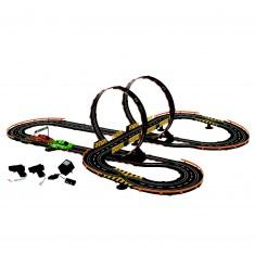Circuit double loopings