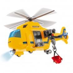 Hélicoptère de secours 15-18 cm