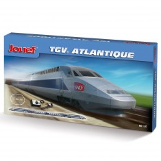 Circuit de train : TGV Atlantique