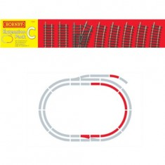 Circuit de train : Set d'extension C