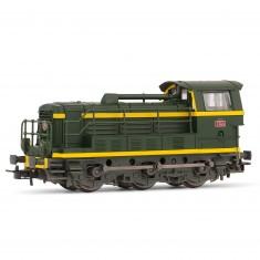 Véhicule pour circuit de train : Locomotive Diesel C61026