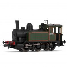 Véhicule pour circuit de train : Locomotive tender à vapeur 030 TJ3