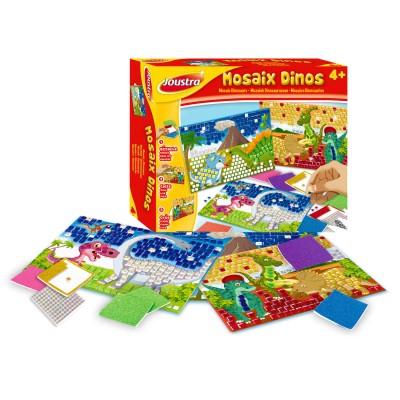 Mosaïx Dinosaures - Heller-Joustra-42144