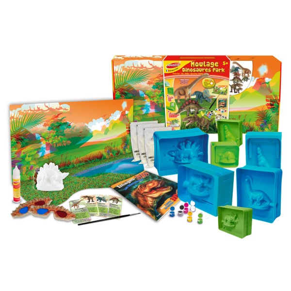 moulage dinosaures park jeux et jouets joustra. Black Bedroom Furniture Sets. Home Design Ideas