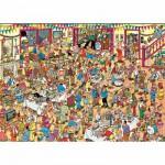 Puzzle 1000 pièces - Jan Van Haasteren : Anniversaire spécial