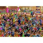 Puzzle 1000 pièces - Jan Van Haasteren : Danse de salon