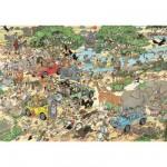 Puzzle 3000 pièces - Jan Van Haasteren : Safari