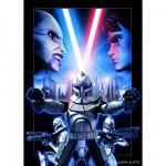 Puzzle 54 pièces - Star Wars : Clone Wars - Anakin Skywalker
