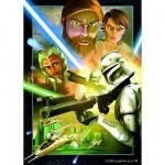 Puzzle 54 pièces - Star Wars : Clone Wars - Obi Wan Kenobi