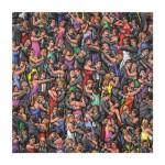 Puzzle 625 pièces : Les danseurs dansent