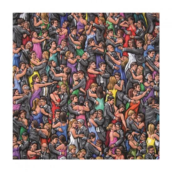 Puzzle 625 pièces : Les danseurs dansent - Jumbo-11019