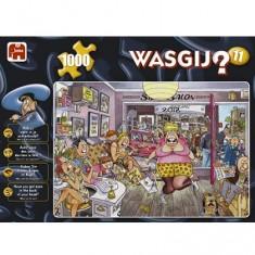 Puzzle Wasgij 1000 - Institut de beauté