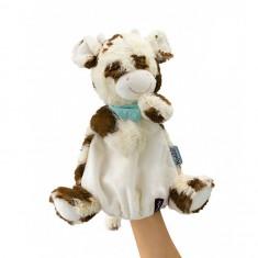 Doudou marionnette : Les amis : La vache Milky