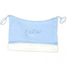 Kaloo Naturel Bonnet nouveau né : Bleu