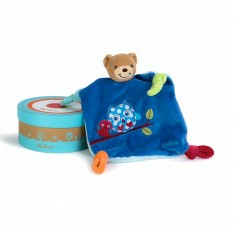 Kaloo Colors : Doudou ourson bonne nuit hibou